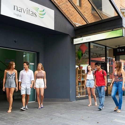 Navitas - Manly Beach