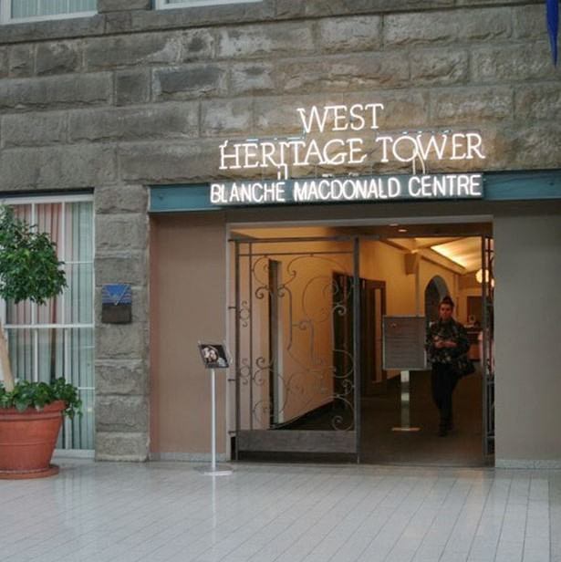 Blanche Macdonald Centre- Downtown Campu